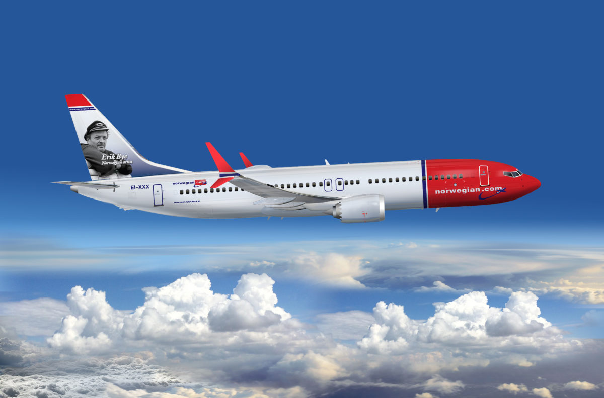 A new Norwegian Max plane