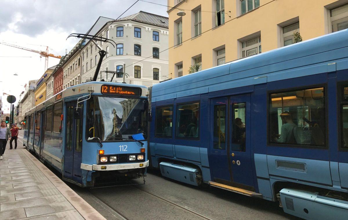 Public Transport in Oslo