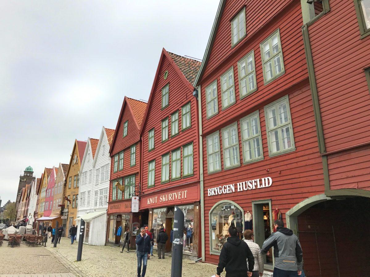 Expats in Bergen