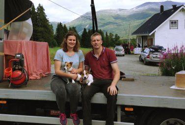 Running a Farm in Norway