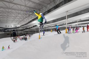 Oslo's Incredible New Indoor Ski Arena