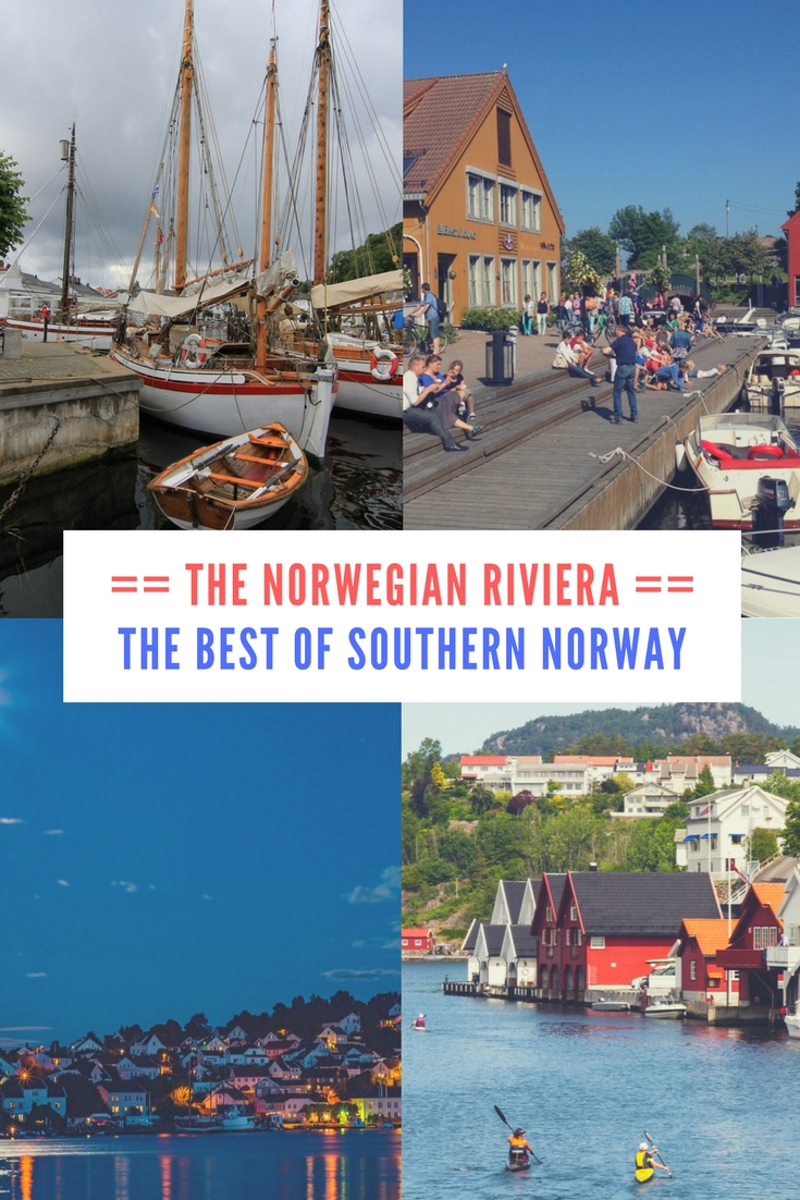 The Norwegian Riviera: The Best of Southern Norway