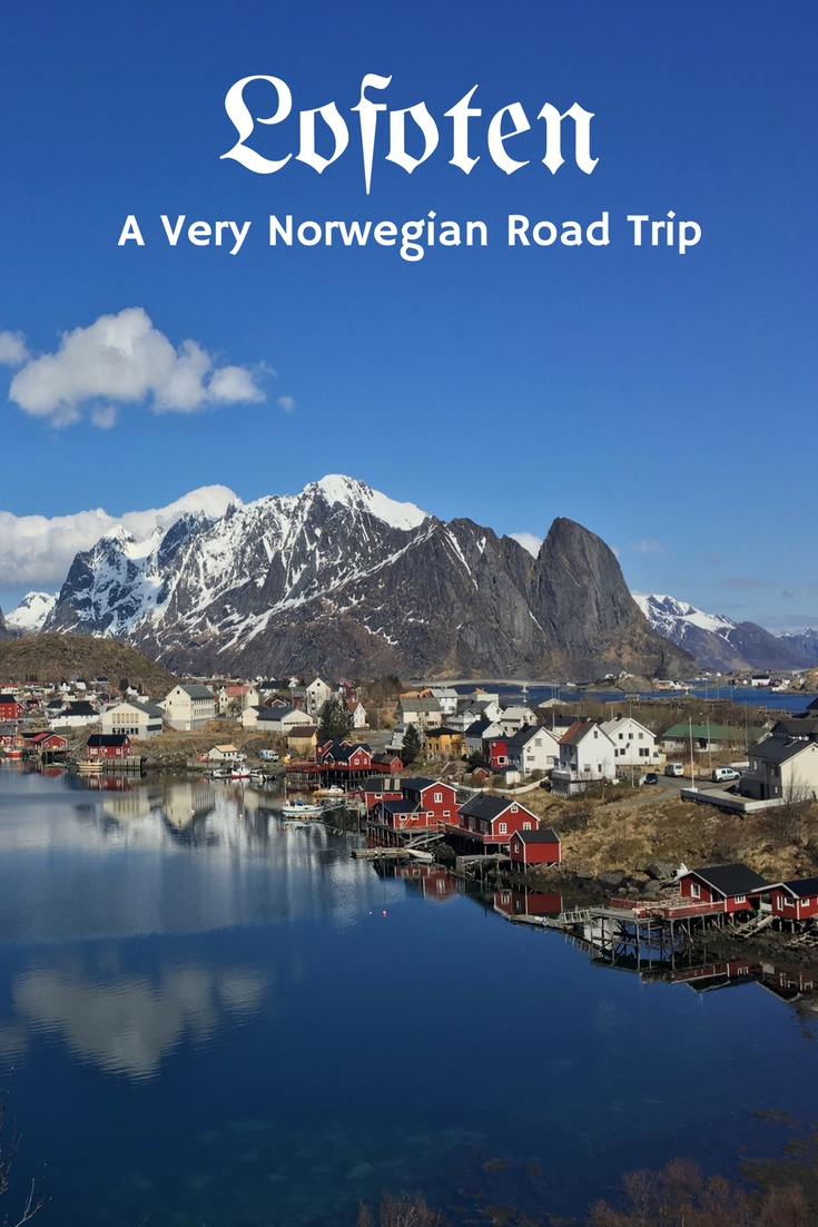 Lofoten Road Trip: For the ultimate Norway driving experience, head to this Arctic archipelago.