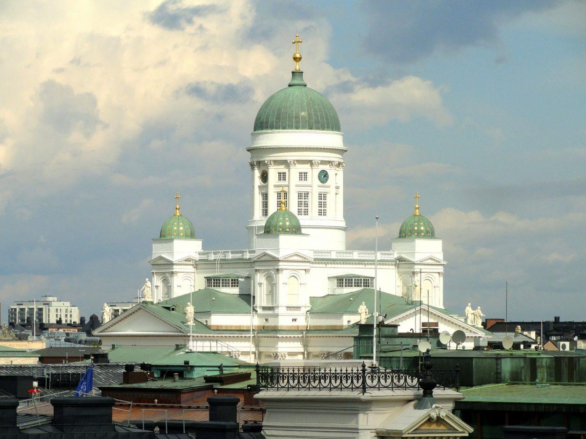 Helsinki Flights from Norway