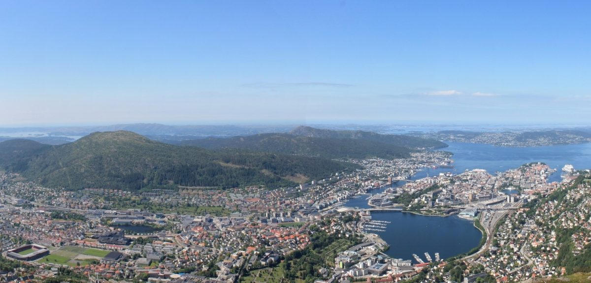 Bergen city expansion