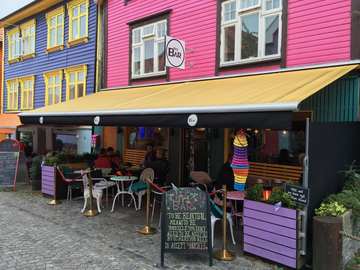 Bar in Stavanger