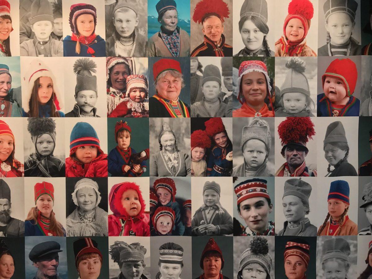 Sami collage
