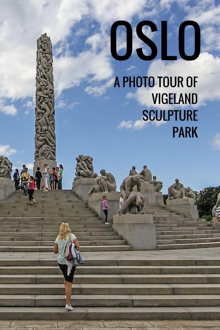 Norway's number one free tourist attraction: Vigeland Sculpture Park in Oslo is the lifetime's work of just one man.