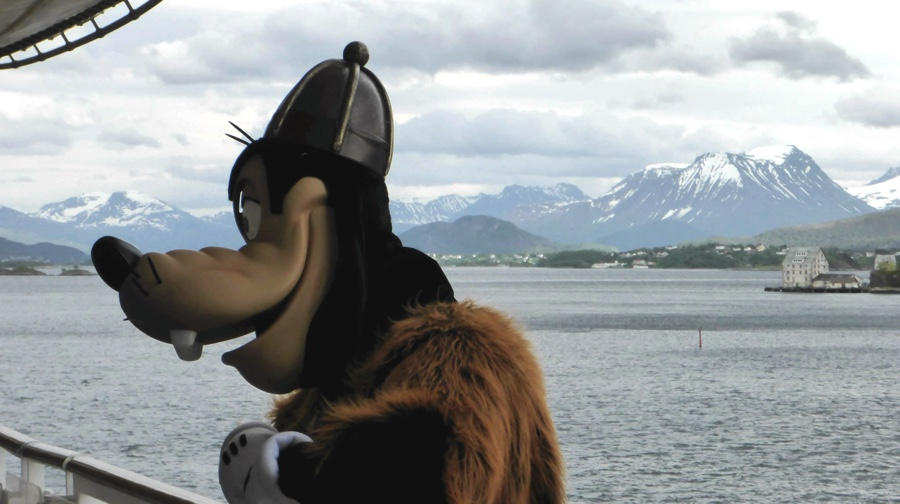 Disney Frozen Cruise of Norway