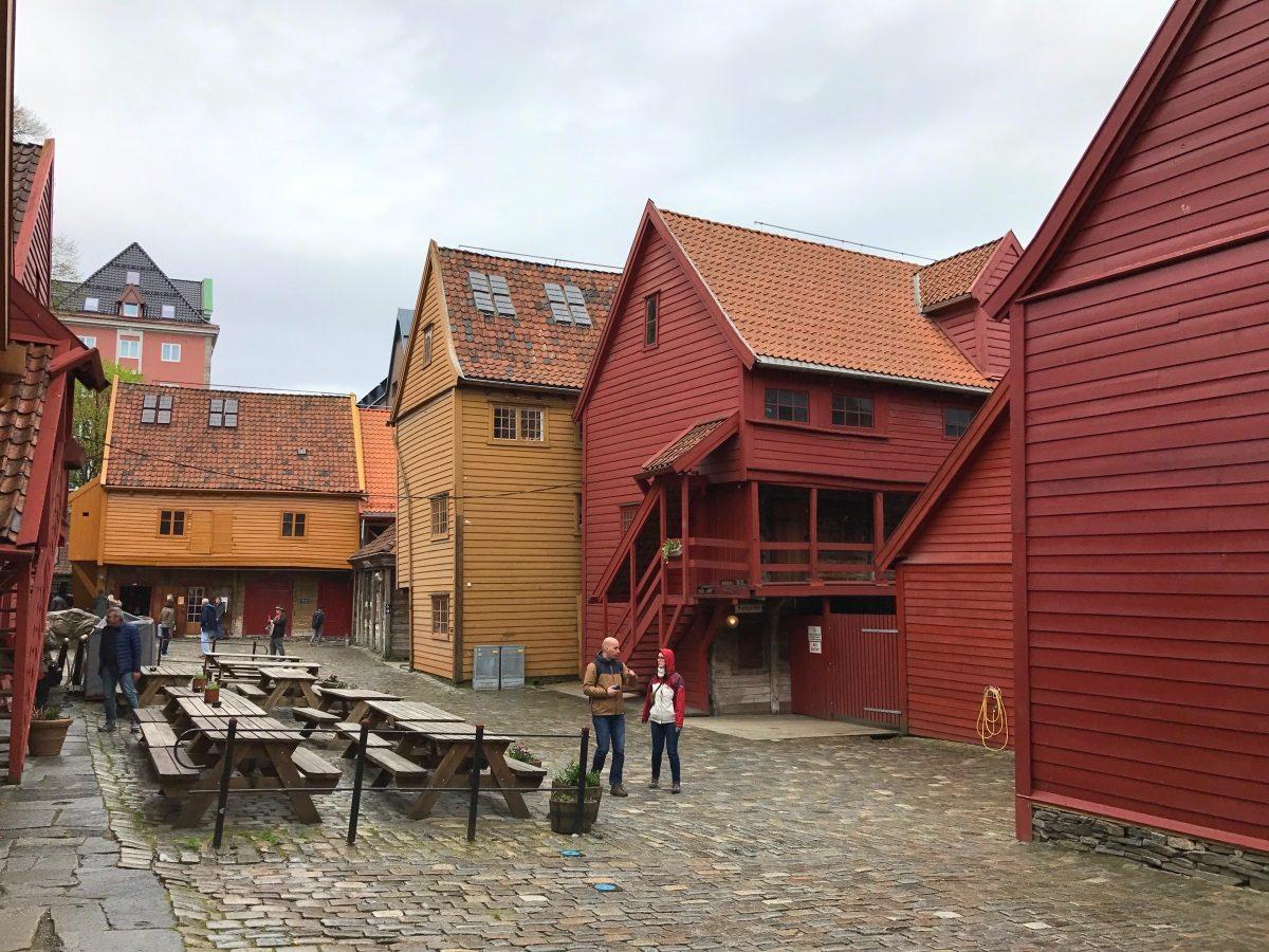 Bryggen Square