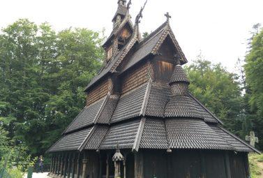 Bergen's Magnificent Stave Church