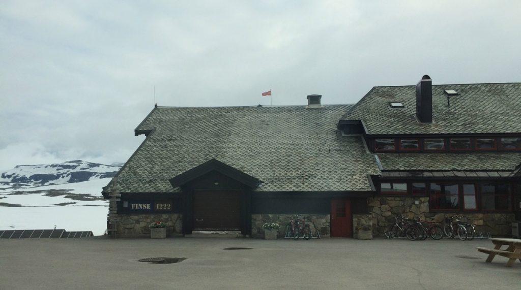 Finse railway station