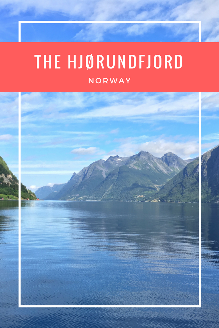 Hjørundfjord Norway: The most under appreciated fjord in all of Norway.