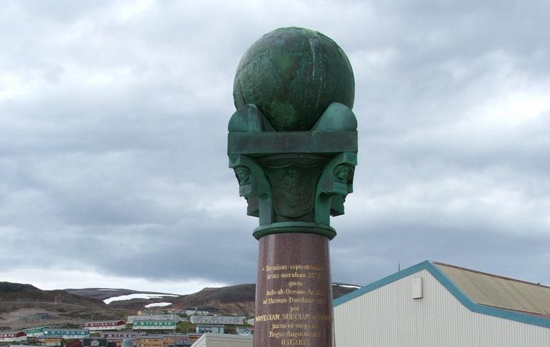 Hammerfest marker