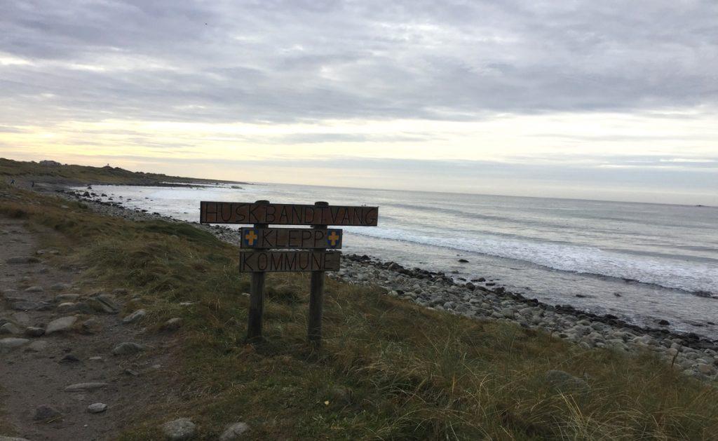 Coastal walk near Stavanger