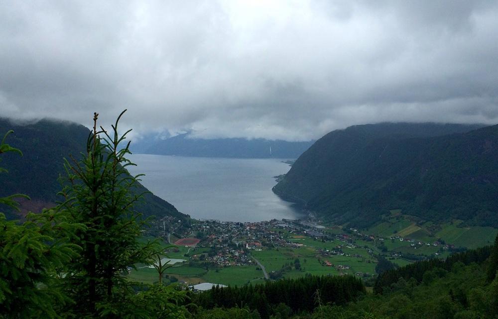 Vik fjord