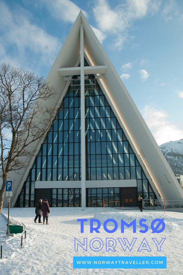 Tromsø Travel Guide: Visit Arctic Norway's cultural capital, home to a magnificent church and the best place in Europe to see the northern lights.