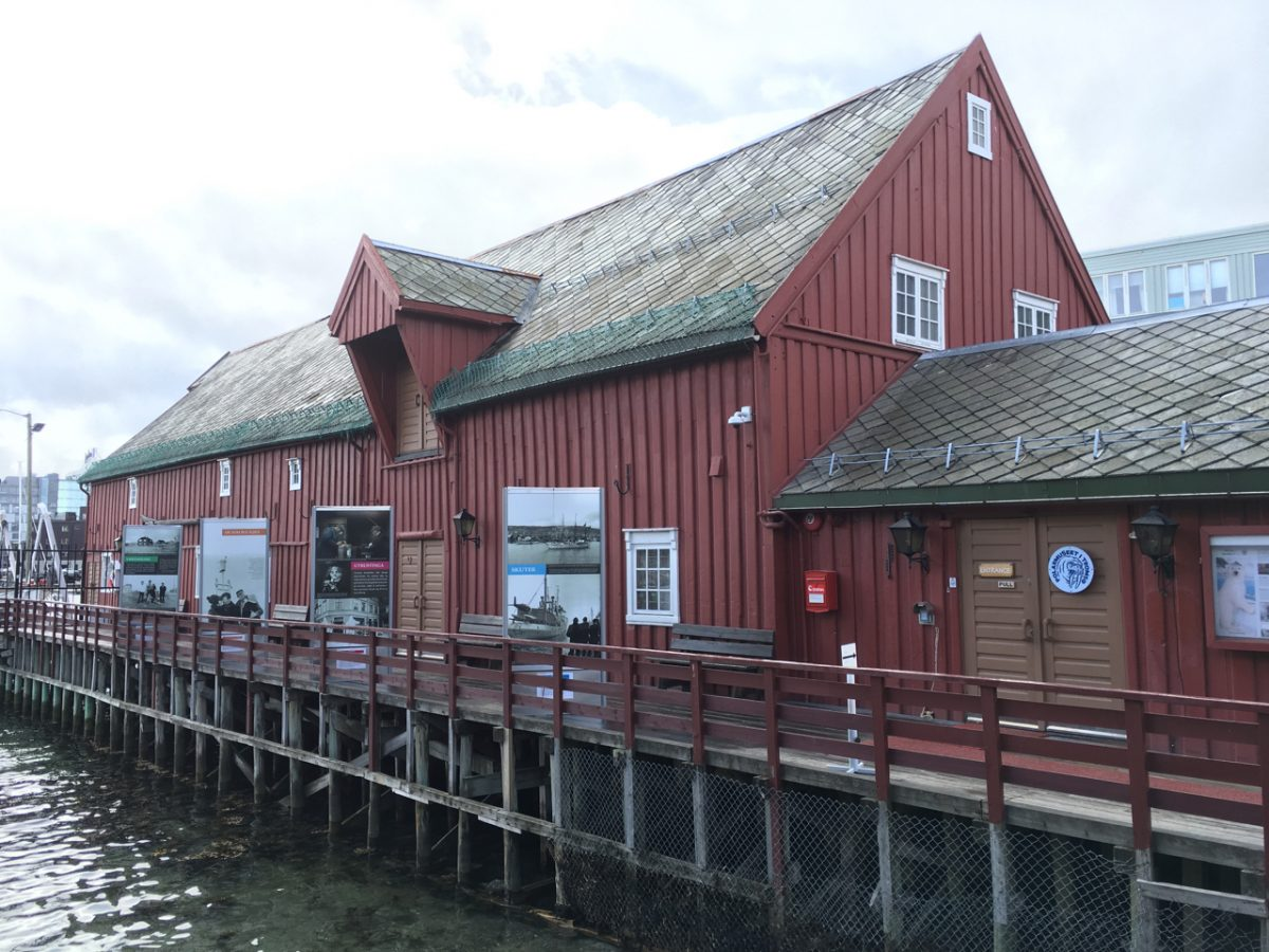 Norwegian Polar Museum in Tromsø