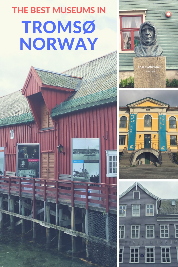 Best Museums in Tromsø, Norway: This Arctic city is not just about the northern lights.