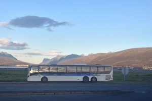 Transport in Tromsø