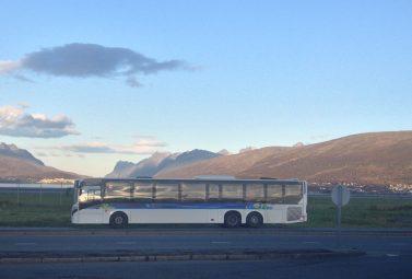 Transport in Tromsø