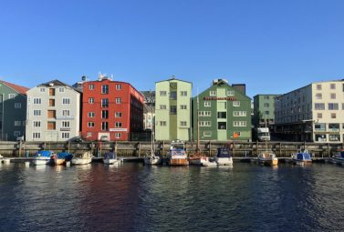 Getting to Know Trondheim with a Toddler