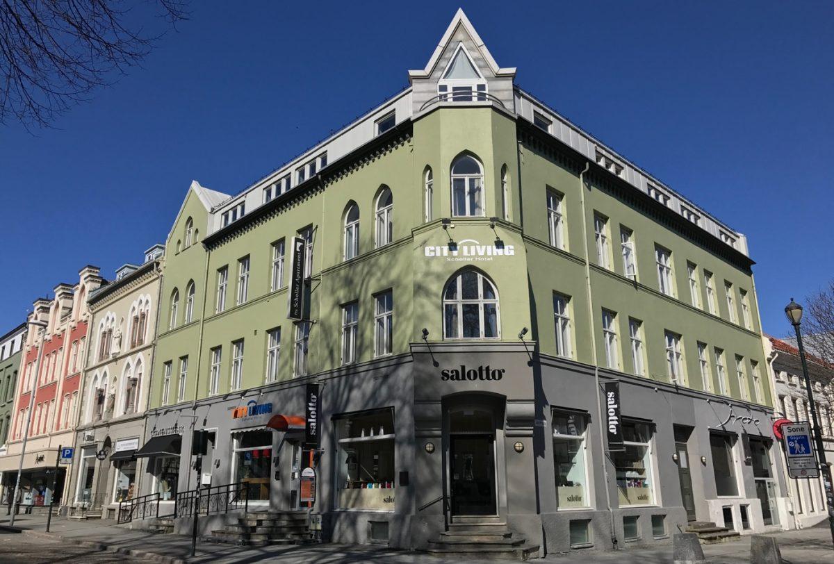Budget hotel in Trondheim