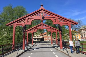 A Photo Tour of Downtown Trondheim