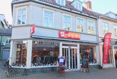 Nomaden: Travel Gear in Trondheim