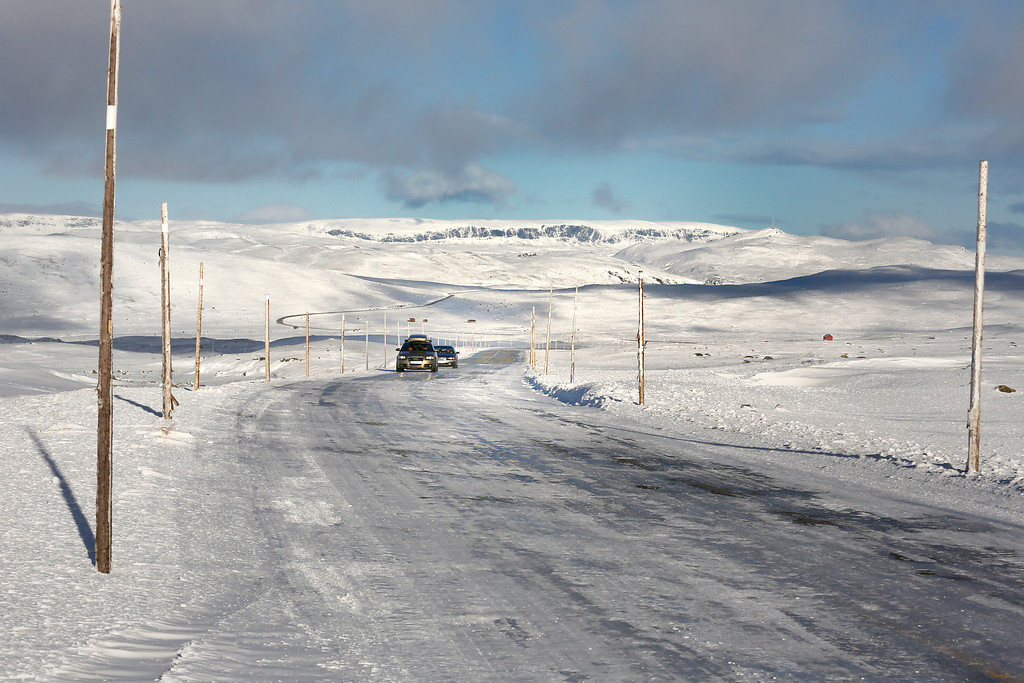 The awesome Hardangervidda