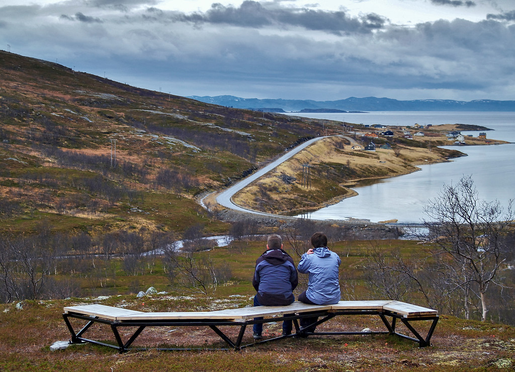 Lillefjord on Havøysund