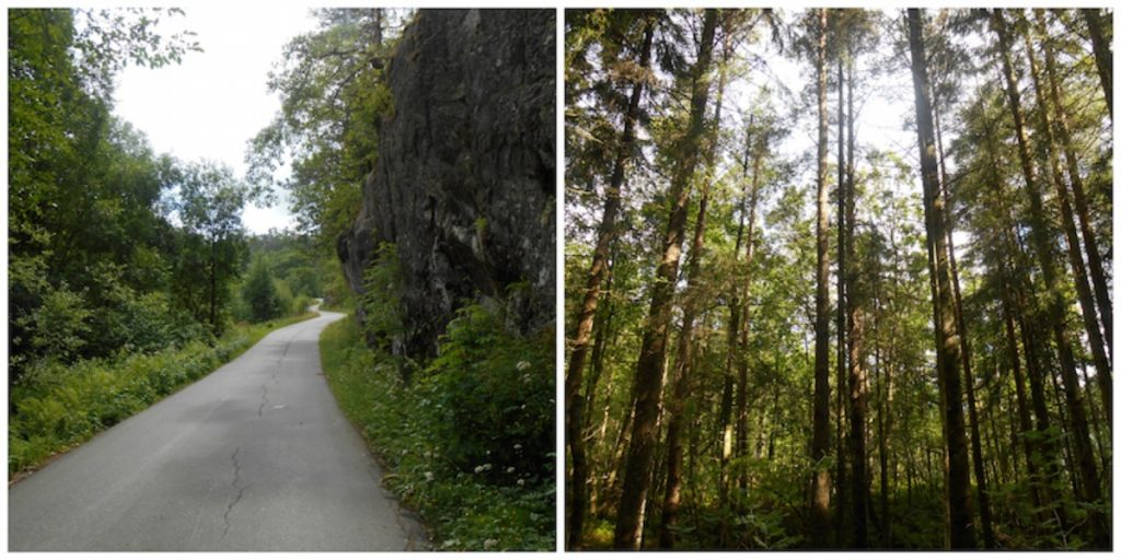 Hiking near Kristiansand