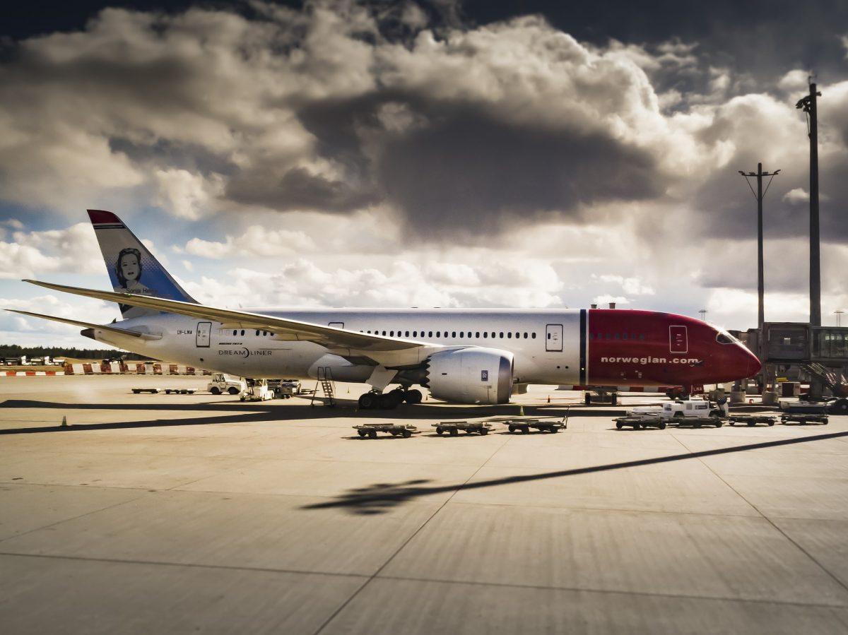 Flight delays in Norway