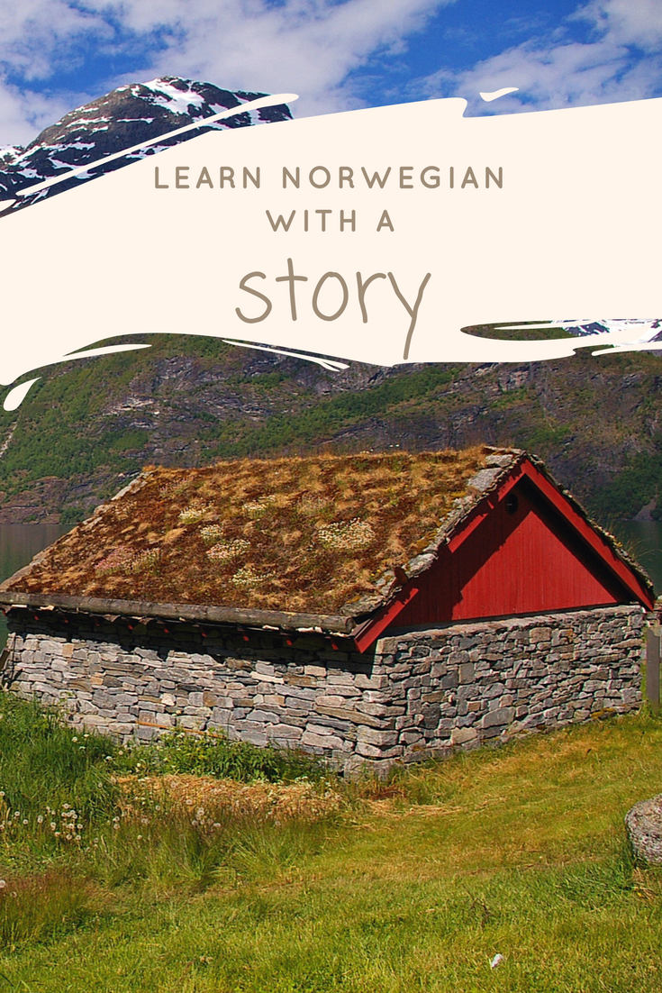 Learn Norwegian online through a story with The Mystery of Nils