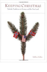 Christmas Norway book