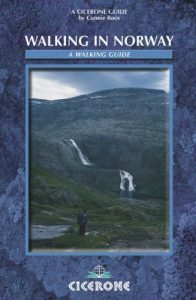 Hiking in Norway book