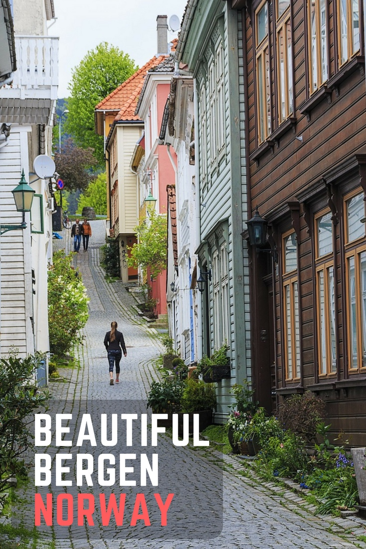 Beautiful Bergen in Pictures: Norway's second city is arguably its most picturesque.