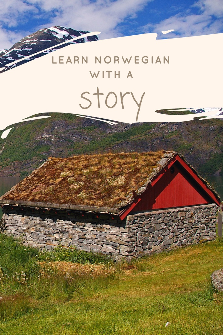 Learn Norwegian with story: An online course to help you learn a new language.