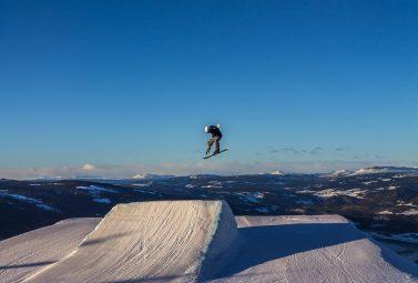 Telemark Eyes the Winter Olympics