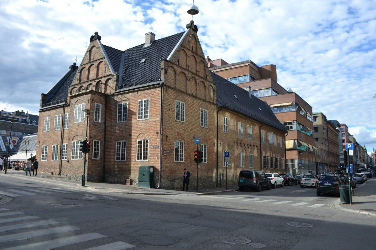 Oslo's Kvadraturen district