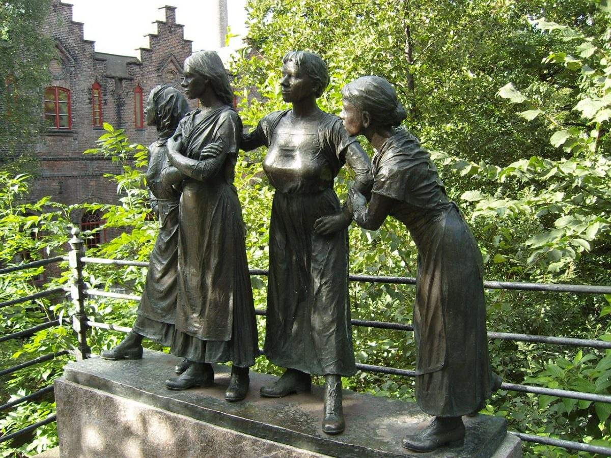 Sculptures Oslo