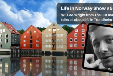 LIN 05: Living in Trondheim