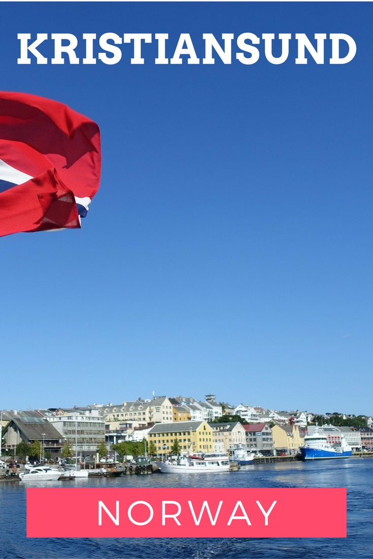 Kristiansund in Norway: Small town, big personality