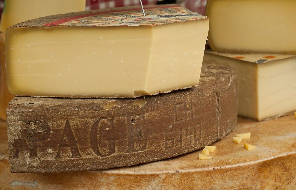 Artisan cheese in Norway