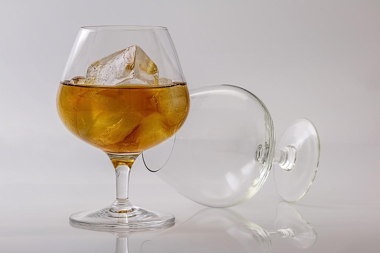 An aquavit cocktail