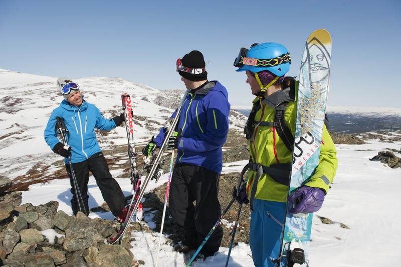 Oppdal alpine skiing