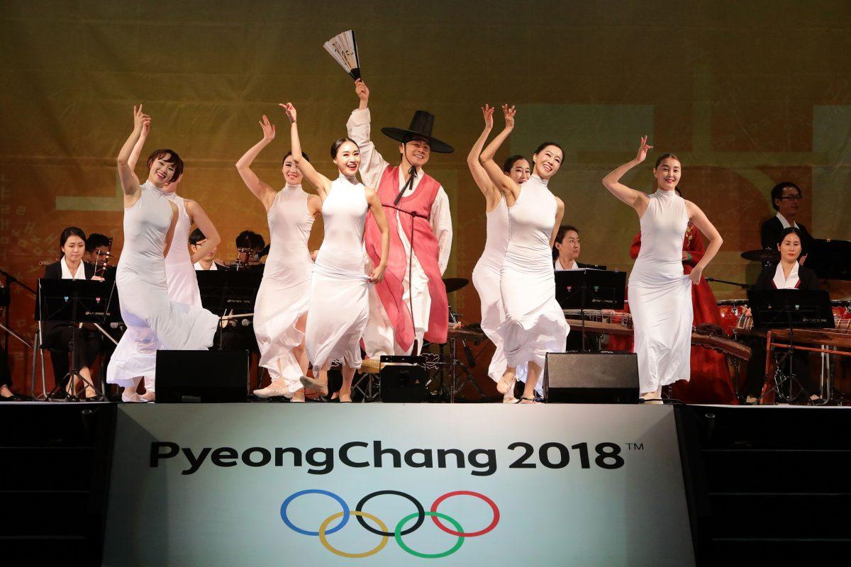 Pyeongchang 2018 Games