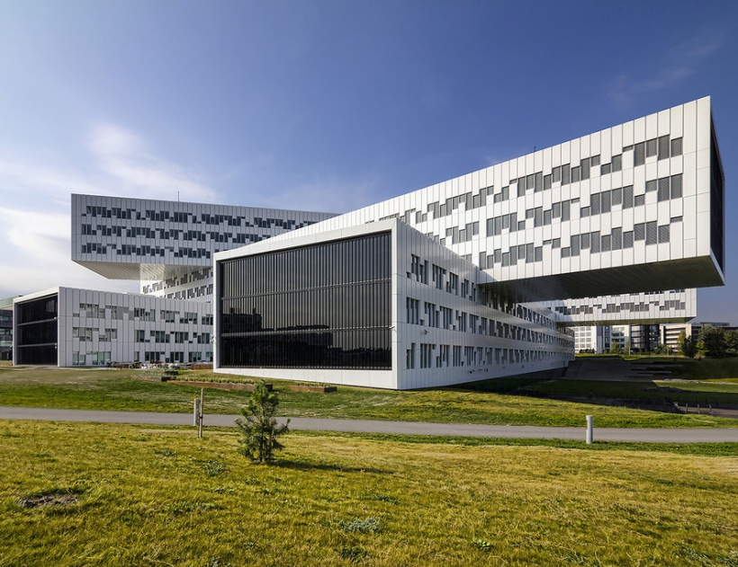 The Equinor Oslo HQ