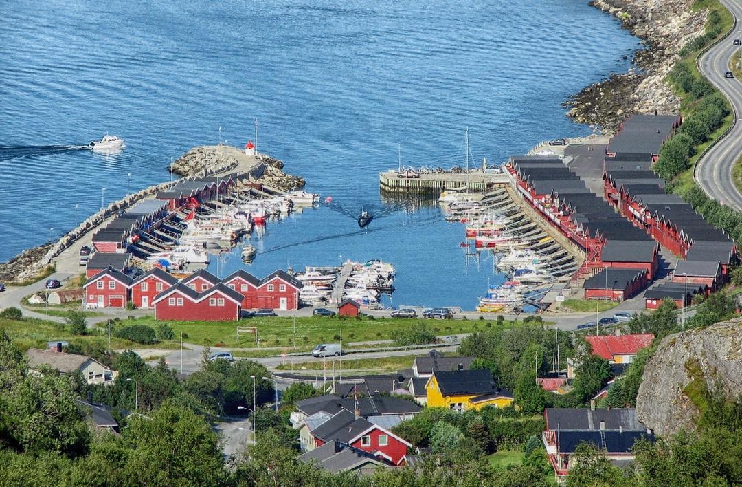 Bodø in Norway