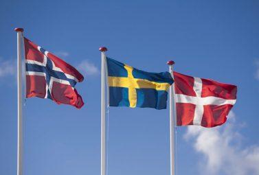 Scandinavian Flags: The Nordic Cross